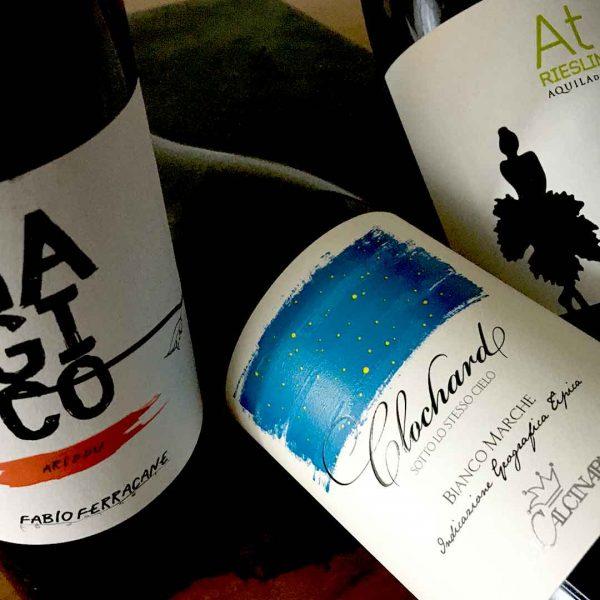 3 vini bianchi promo