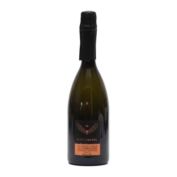 Borgo Barel CONEGLIANO VALDOBBIADENE etichetta arancio