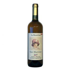 La Busattina SAN MARTINO Toscana bianco IGT